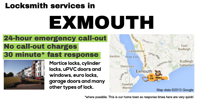 locksmith-exmouth1