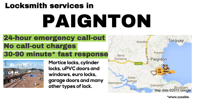 locksmith-paignton