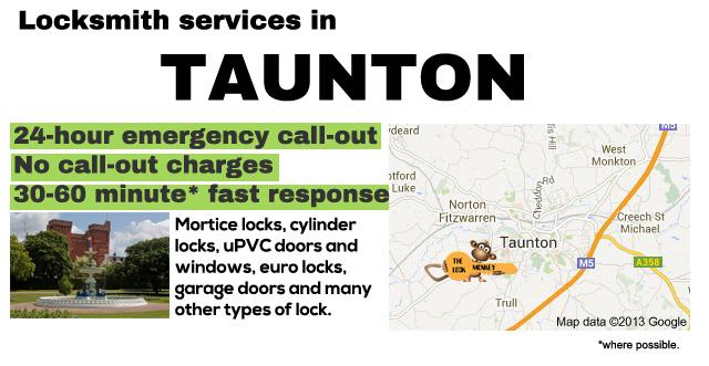 locksmith-taunton